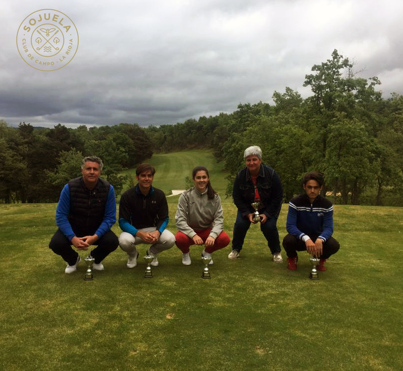 Campeonato Absoluto de Golf Sojuela 2019