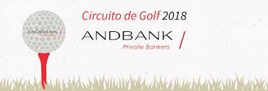 CIRCUITO DE GOLF ANDBANK 2018