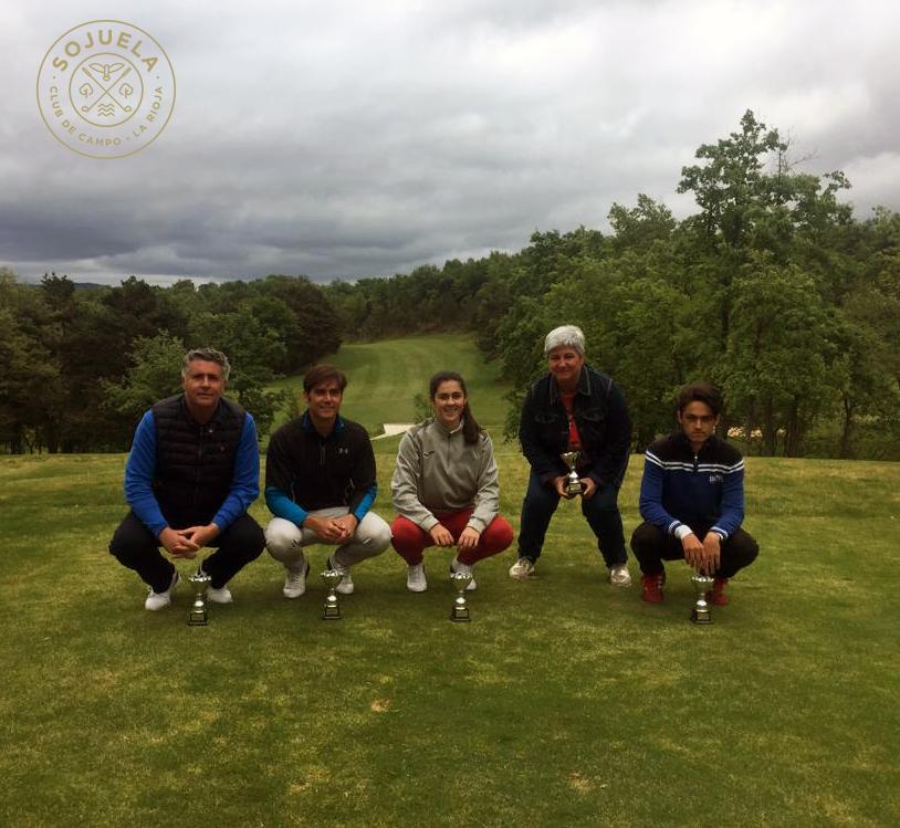 Campeonato Absoluto de Golf Sojuela 2019