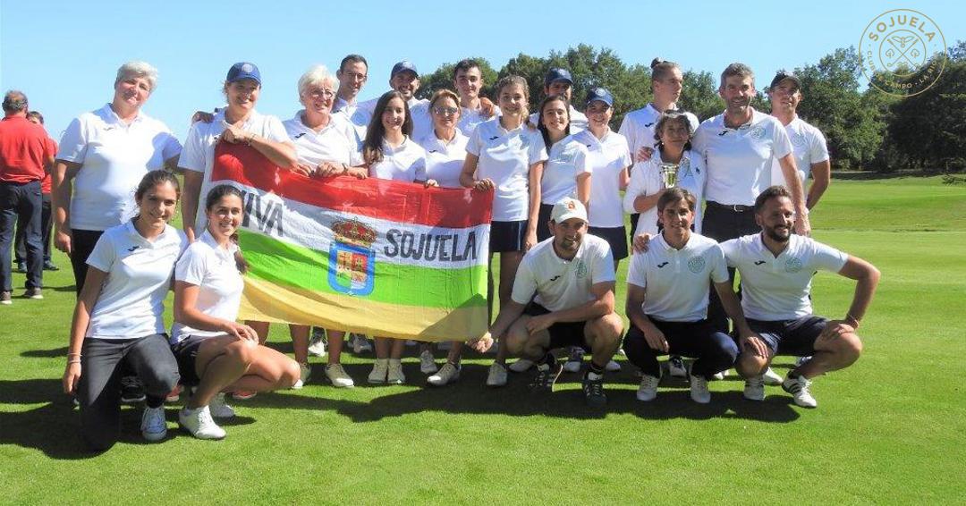 Victoria femenina en el Campeonato de La Rioja Interclubes