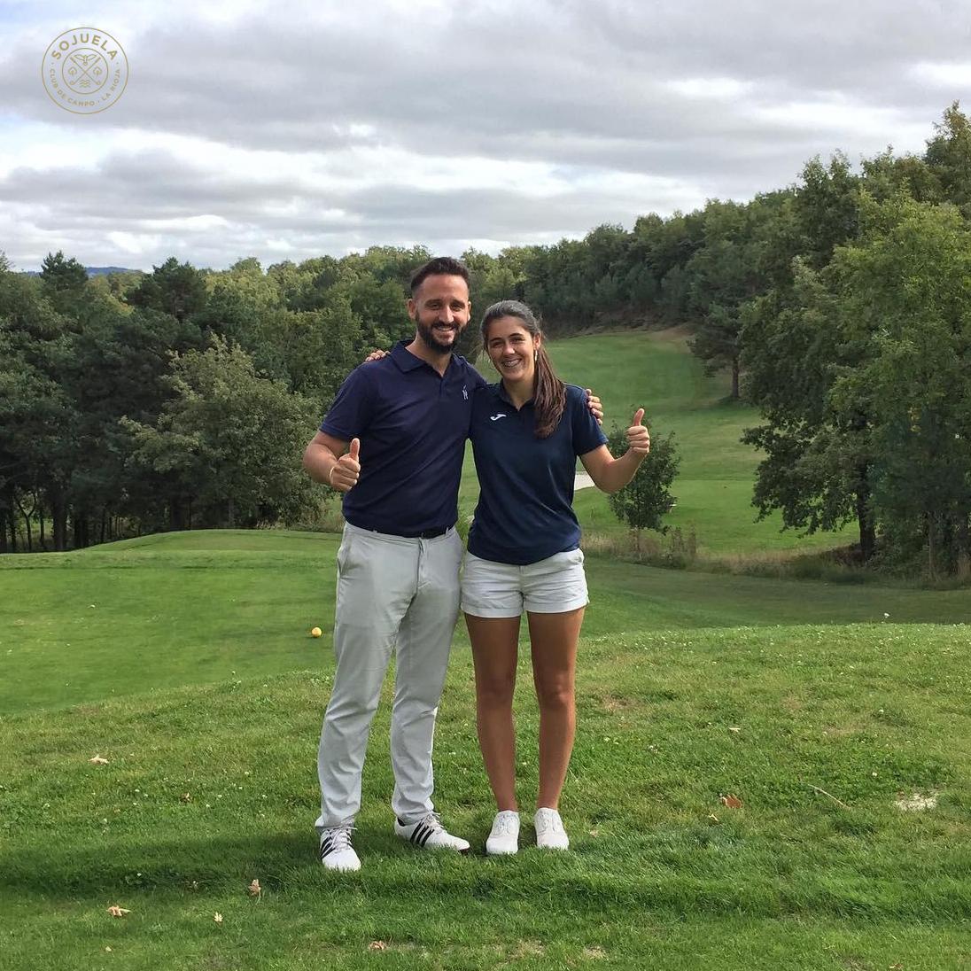 Jaime Ravina Fernández y Raquel Pinillos, campeones absolutos de La Rioja Dobles Mixto 2019