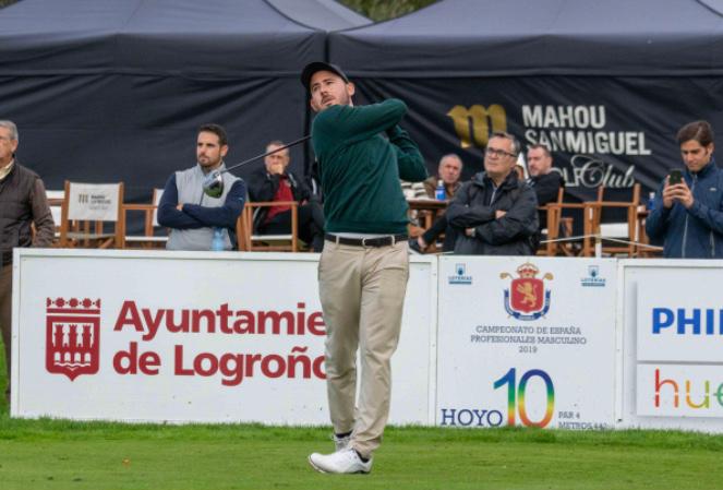 Entrevista a Pedro Erice, profesor de la Academia de Golf